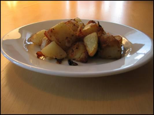 Dorris' Fried Potatoes Recipe