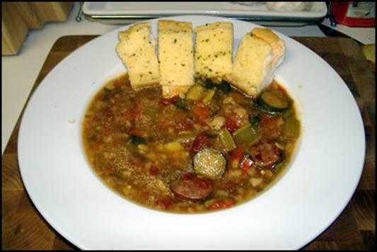 Kielbasa Stew Recipe