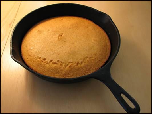 Jerry's Texoma Cornbread Recipe
