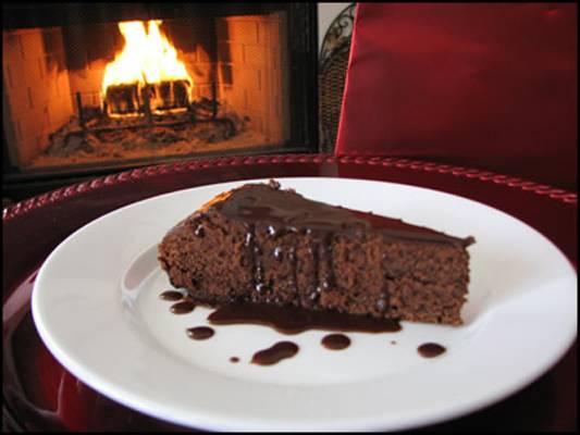 Chocolate Port Wine Cake Recipe