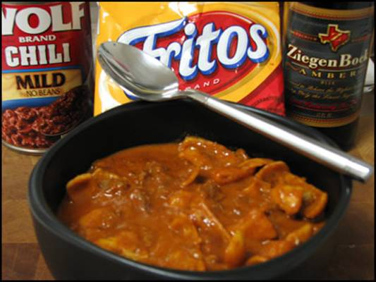 Frito Pie - Oh My! Your Basic Frito Pie Recipe