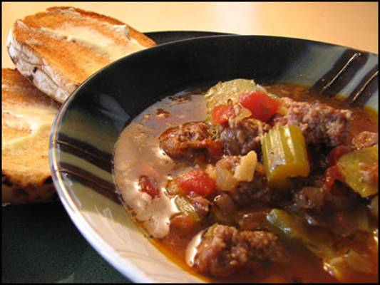 Sausage Stew Recipe