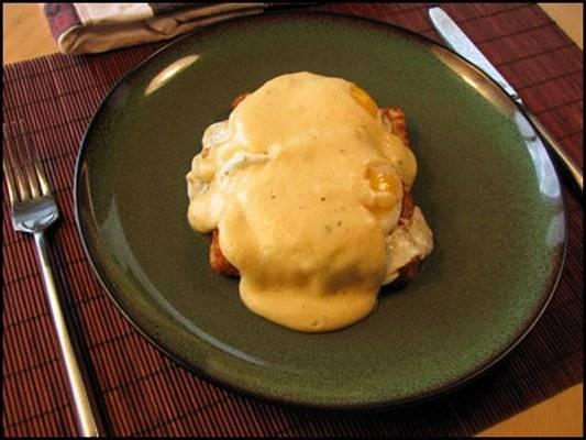 Eggs Morris Recipe