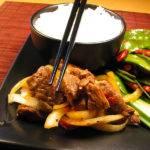 Beef Kelaguen (Kelaguen Kåtne) – A Chamorro dish that's sure to inspire.