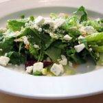 Spring Greens and Feta Salad Recipe