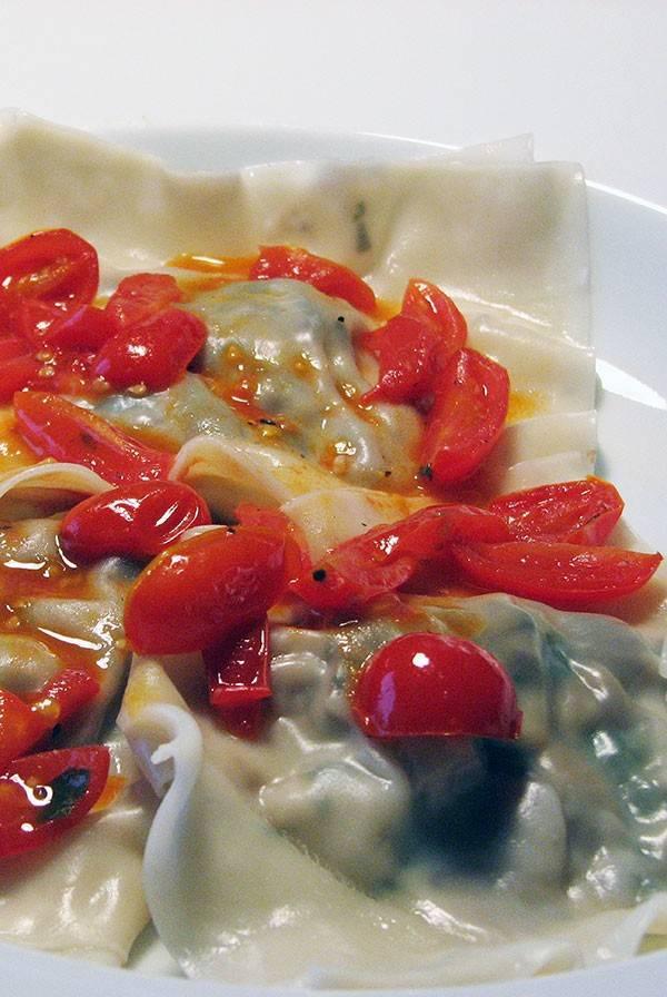 Grape Tomato Sauce Recipe