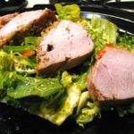 Herb Crusted Pork Tenderloin Recipe