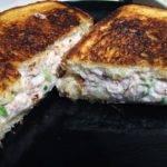 Basil Provolone Tuna Melt Recipe