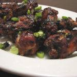 Hot Wings with Asian Styled Sauce – Seriously Fiery