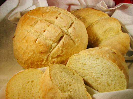 An ode to a legend: Julia Child's French Bread Recipe