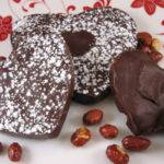 Spicy Chocolate Peanut Hearts, a sure way to spice up Valentines