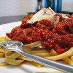 Italian Style Sausage Ragu (Meat Sauce) Recipe