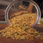 barbecue rub mix