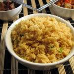 Fried Rice Recipe, the basics