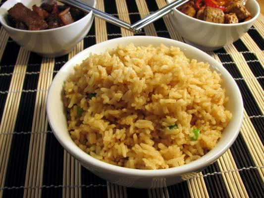 Fried Rice Recipe, the basics
