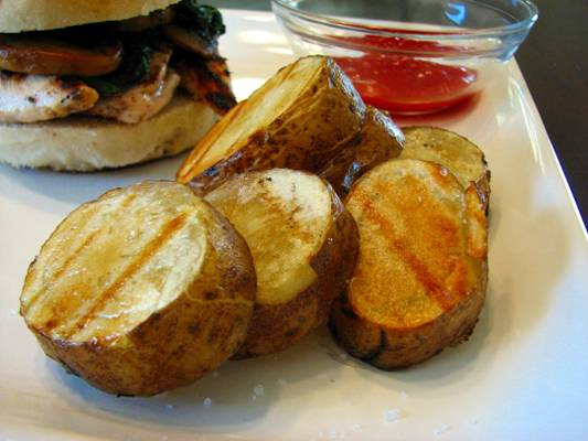 Grilled Potatoes Recipe