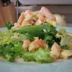 Shrimp and Avocado Salad Recipe, en l'honneur d'Elise