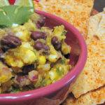 "Lavash Crackers & ""Three Sisters"" Salsa Recipe"