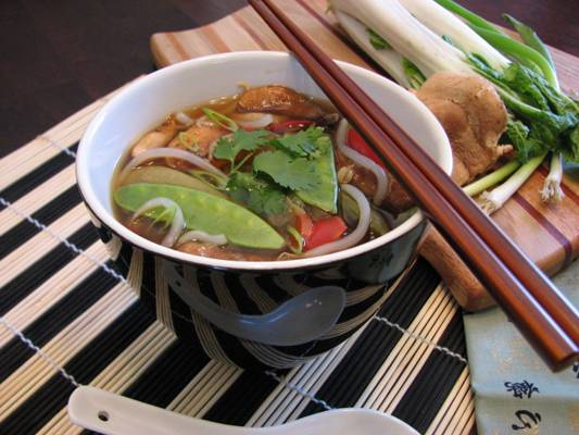 Weight Watchers Zero Point Asian Soup – A Completely Guilt-Free Recipe