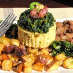 Upscale Southern, Beans, Greans, Spuds and Cornbread with a twist