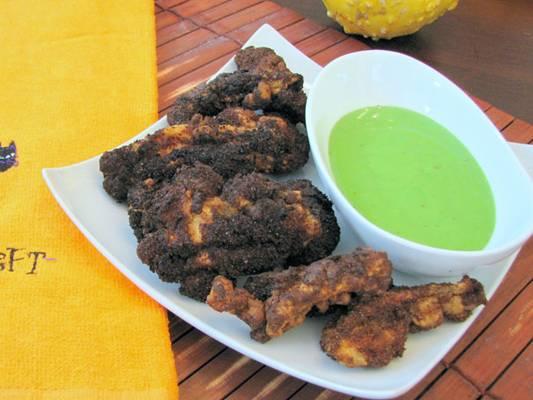 Burned Monster Meat with Goblin Goo Recipe
