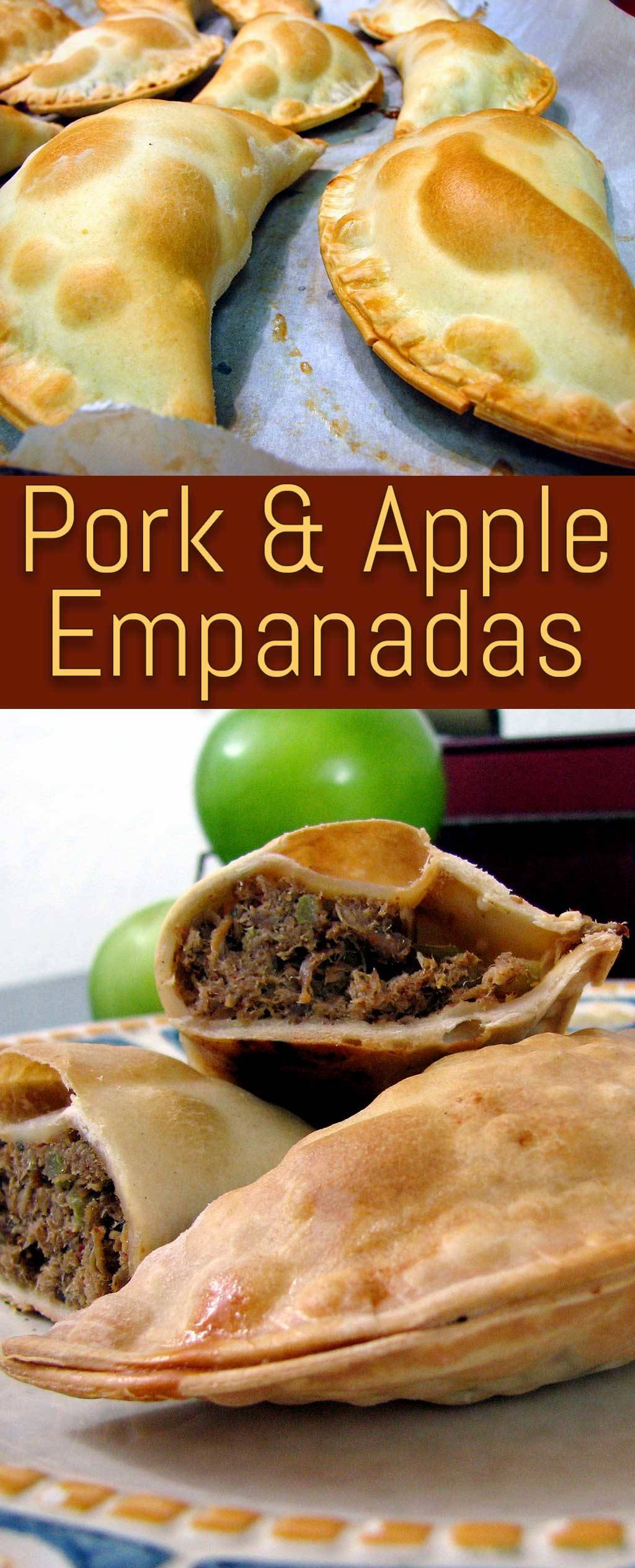 Pork & Apple Empanadas