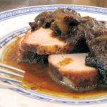 Apple Bourbon Braised Pork Recipe