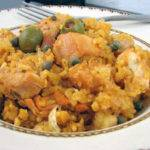 Caribbean Chicken and Rice (Arroz con Pollo) Recipe