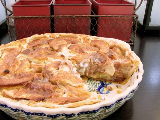 The Best German Apple Pie Recipe Ever