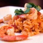 Margarita Shrimp with Spanish Rice Recipe