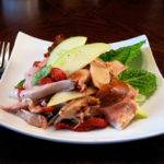 Smoked Chicken and Apple Salad Recipe