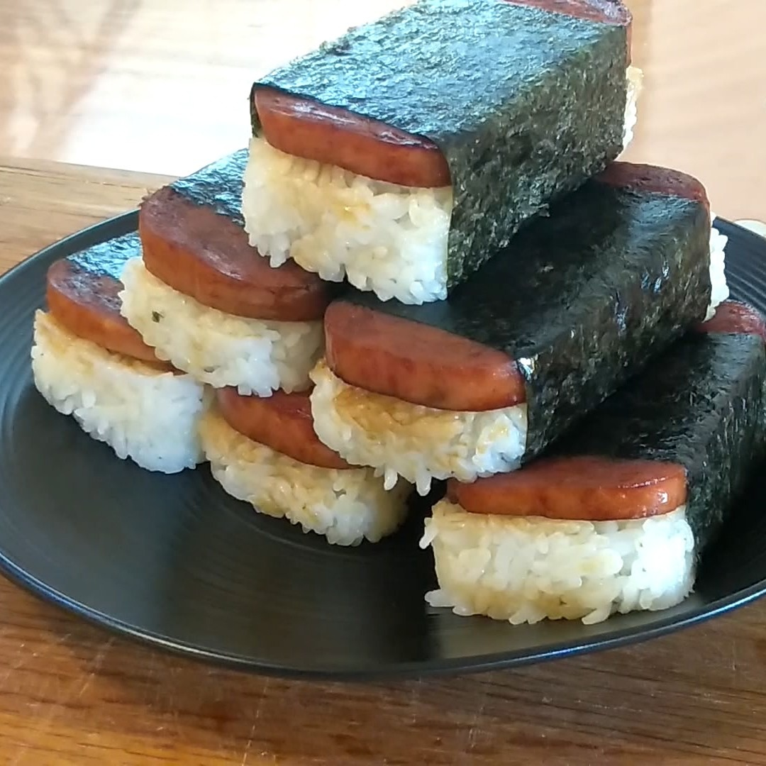 Spam Musubi Recipe