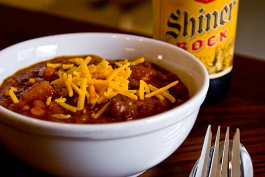 The Best Ever Bison Chili Recipe