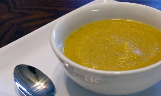Curried Cauliflower Soup, A Weight Watcher's Zero Point Recipe