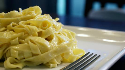 The Original, perfect, Fettuccine Alfredo