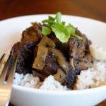 Port Wine Braised Beef Shank Recipe