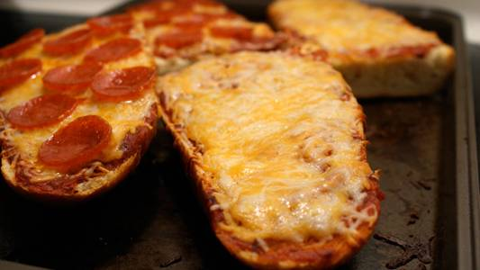 French Bread Pizza Recipe