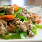 Italian Sausage and Pepper Stir Fry Recipe