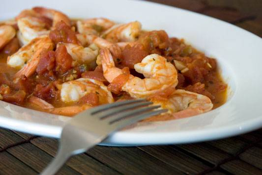 Shrimp with Tomato Sauce: A Quick Weeknight Recipe