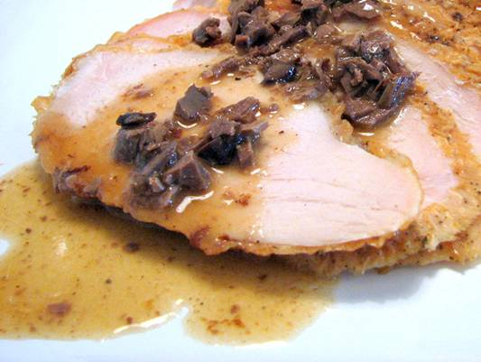 Turkey Giblet Gravy Recipe