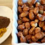 Curried Salt-Roasted Peanuts
