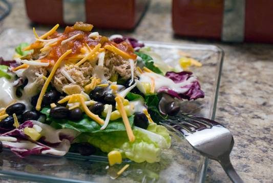 Southwest Tuna Salad
