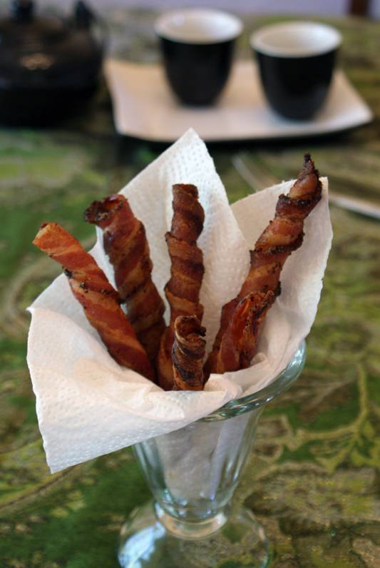 Bacon Straws
