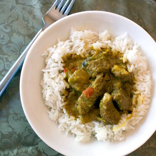 Pork and Pepper Curry Recipe