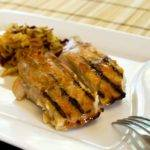 Grilled Szechuan Snapper Fillets