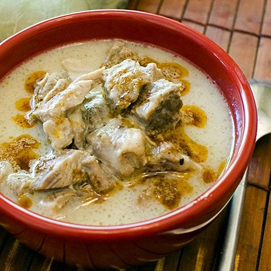 Lamb and Yogurt Soup – Finding the soul of Turkish cooking