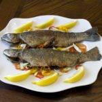 Fried Whole Trout
