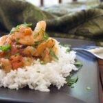 Sauteed Shrimp with Tomatoes (Domatesli Karides Sote)