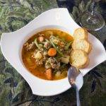 Spicy Sausage Soup Recipe