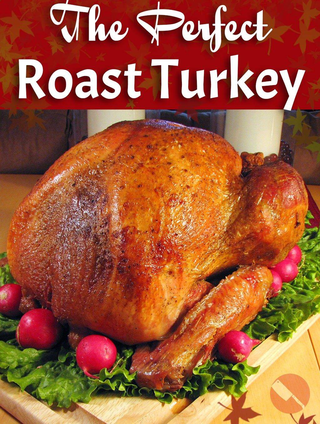 The most succulent, juicy, and amazingly flavored roast turkey you will ever make. I Promise.